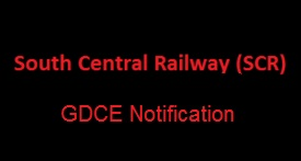 RRC SCR GDCE Notification