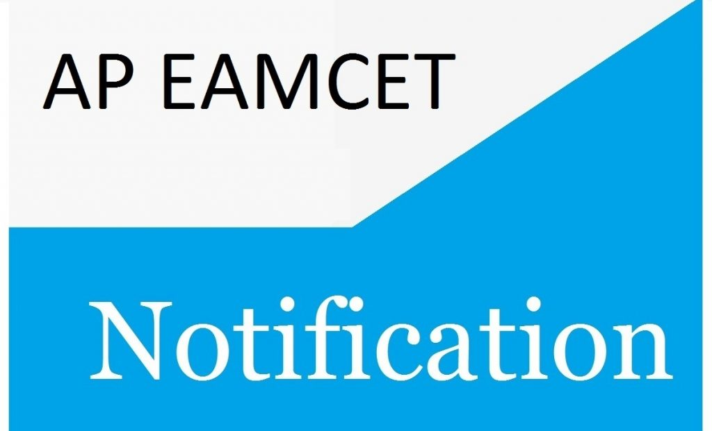 ap eamcet notification