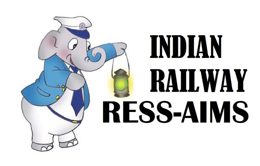 RESS AIMS Indian Railway