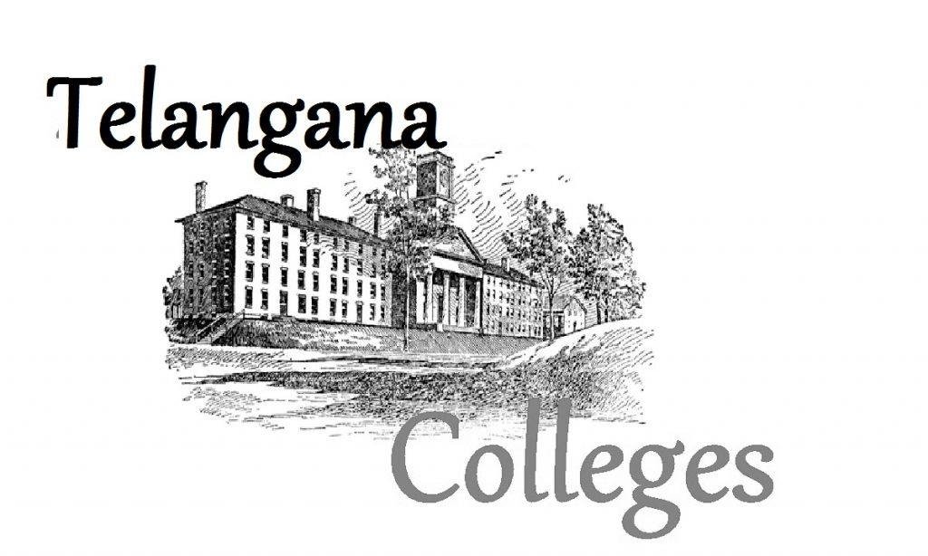 Colleges List of Telangana